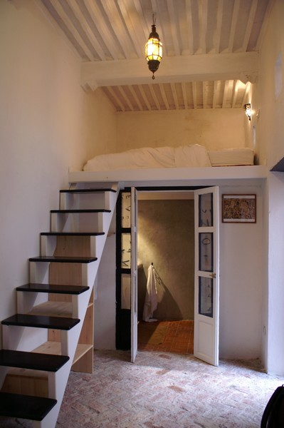 Construction r novation essaouira marrakech - Chambre en mezzanine ...